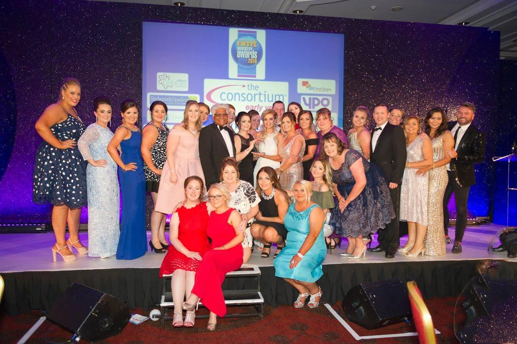 2016 NMT Nursery Team of the Year Winners !!