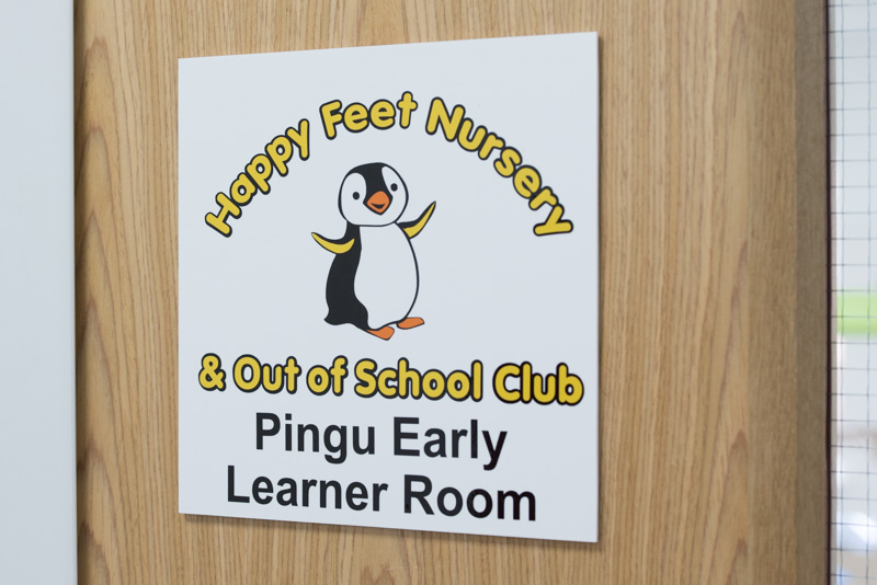 Play hospital at the Pingu Early Learners